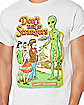 Don't Talk To Strangers T Shirt -Steven Rhodes