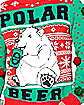 Polar Beer Ugly Christmas Sweater