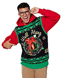 Ugly Christmas Sweater Funny Christmas Sweaters Spirithalloweencom