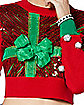Light Up Present Ugly Christmas Sweater
