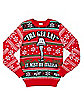 Fra Gee Lay Leg Lamp Ugly Christmas Sweater - A Christmas Story