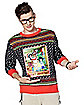 Light Up Bob's Burgers Ugly Christmas Sweater
