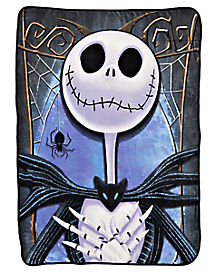 Jack Crypt Keeper Fleece Blanket - The Nightmare Before Christmas