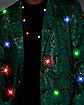 Sequin Christmas Light Blazer