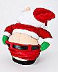 Animated Mooning Santa