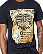 Sanderson Museum of Witchcraft T Shirt - Hocus Pocus