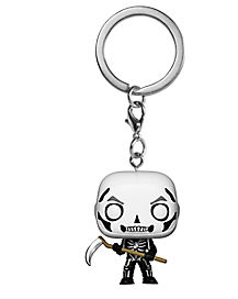 Skull Trooper Funko Pop Keychain - Fortnite