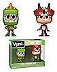 Tricera Ops and Rex Vynl. Funko Figures 2 Pack - Fortnite