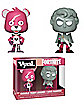 Love Ranger and Cuddle Team Leader Vynl. Funko Figures 2 Pack - Fortnite