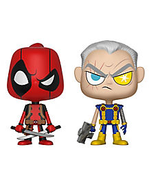 Deadpool and Cable Vynl. Funko Figures 2 Pack - Marvel