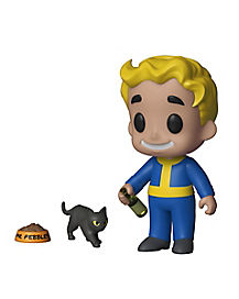 Vault Boy (Luck) 5 Star Funko Figure - Fallout