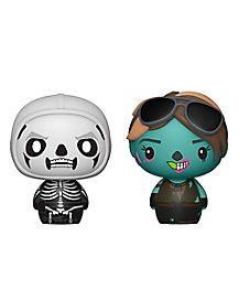 Skull Trooper & Ghoul Trooper Pint Size Heroes Funko Figure - Fortnite