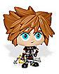 Sora and Shadow Heartless Vynl. Funko Figures - Kingdom Hearts