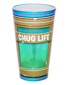 Chug Jug Pint Glass 16 oz. - Fortnite