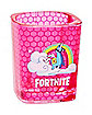 Square Brite Bomber Shot Glass 2 oz. - Fortnite