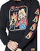 Pyrokinesis For Beginners Long Sleeve T Shirt - Steven Rhodes