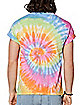 My First Voodoo Doll Tie Dye T Shirt - Steven Rhodes