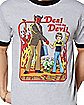 Deal With The Devil T Shirt - Steven Rhodes