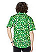 Fuckin' Lucky St. Patrick's Day Button Down Shirt
