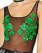 Shamrock St. Patrick's Day Bodysuit