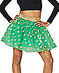 Shamrock Light-Up St. Patrick's Day Tutu