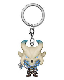 Ragnarok Funko Pop Keychain - Fortnite