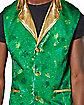 Sequin Shamrock St. Patrick's Day Vest
