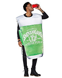 Green Beer Costume