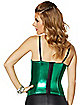 Green St. Patrick's Day Corset