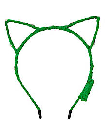 Light Up Cat Ear Headband