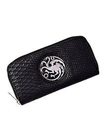 House Targaryen Zip Wallet - Game of Thrones
