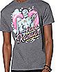Adult Love Ranger T Shirt - Fortnite