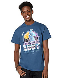 Adult Give Me The Loot Llama T Shirt - Fortnite