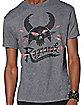 Adult Arrow Ragnarok T Shirt - Fortnite