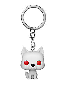 Ghost Funko Pop Keychain - Game of Thrones