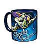 Spinner Buzz Lightyear Coffee Mug 20 oz. -Toy Story