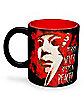 Michael Myers Spinner Coffee Mug 20 oz. - Halloween