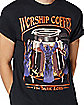 Worship Coffee T Shirt - Steven Rhodes