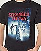 Group Stranger Things T Shirt - Netflix