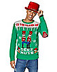 Deez Nuts Ugly Christmas Sweater