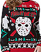 Jason Voorhees Ugly Christmas Sweater - Friday the 13th