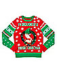 Dreaming Of A Dwight Christmas Ugly Christmas Sweater - The Office