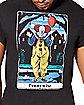 Tarot Card Pennywise T Shirt - It