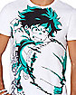 Deku T Shirt - My Hero Academia