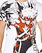 Bakugo T Shirt - My Hero Academia
