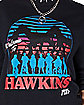 Welcome to Hawkins T Shirt - Stranger Things