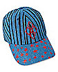 Denim Harley Quinn Dad Hat - Birds of Prey