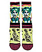 Harley Quinn Crew Socks - Birds of Prey