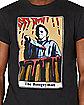 Michael Myers Tarot Card T Shirt - Halloween
