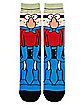 360 Barnacle Boy Crew Socks – SpongeBob SquarePants